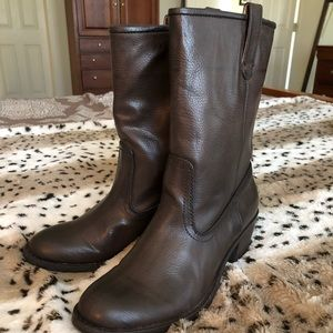 Sonoma Life + Style Miley Brown Boots Sz 7.5